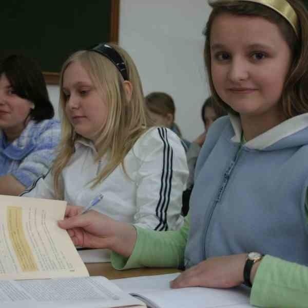 Dominika Czerwonka i Ewa Chanas: - Lekki stres jest, ale sobie poradzimy.