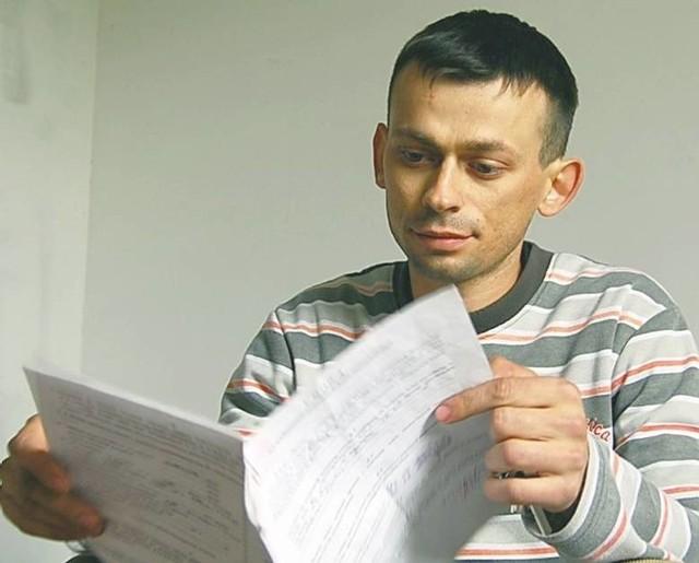 Marcin Prażanowski z Lubska prawdopodobnie nie zamieszka w mieszkaniu, do którego dostał przydział