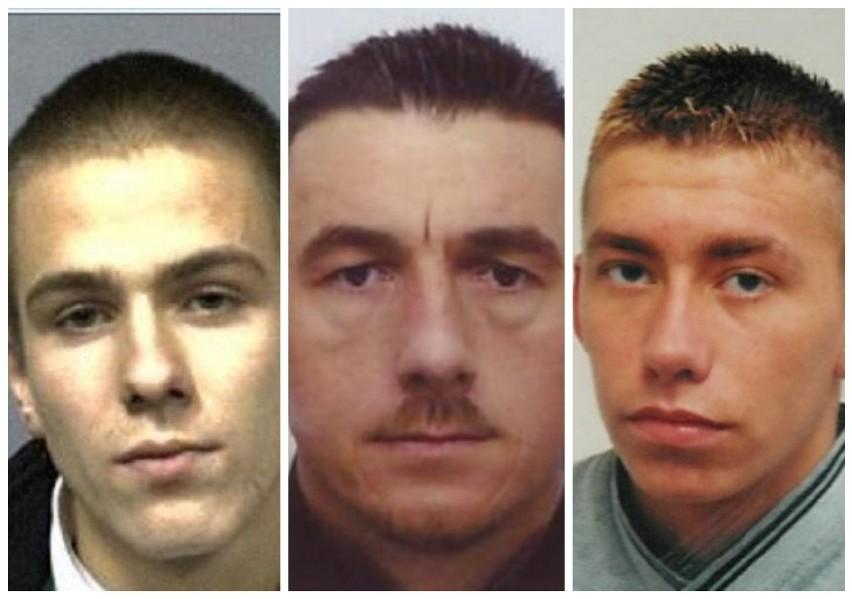 Zabójcy poszukiwani przez polską policję z artykułu 148 KK...
