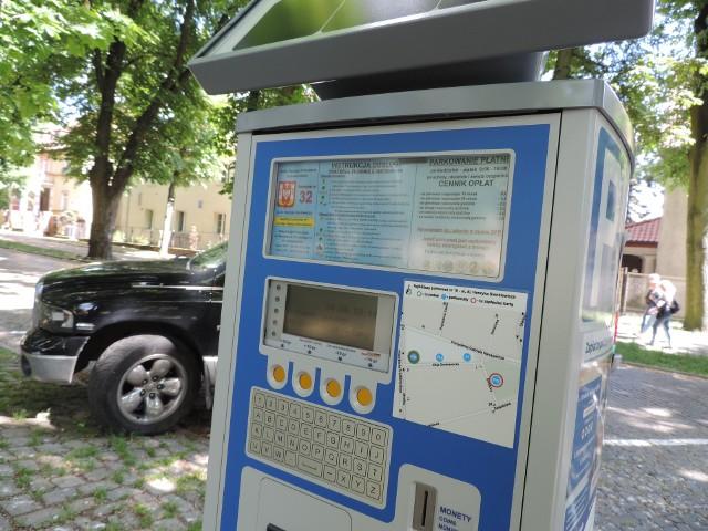 Więcej płacimy m. in. za postój samochodu w inowrocławskich strefach parkingowych
