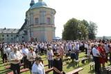 Piękne uroczystości odpustowe w Sanktuarium Matki Bożej Loretańskiej w Piotrkowicach. Było wielu wiernych [ZDJĘCIA]
