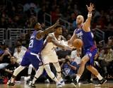Koniec Marcina Gortata w Los Angeles. Clippers zwolnili Polaka. To jednak nie koniec jego przygody z NBA