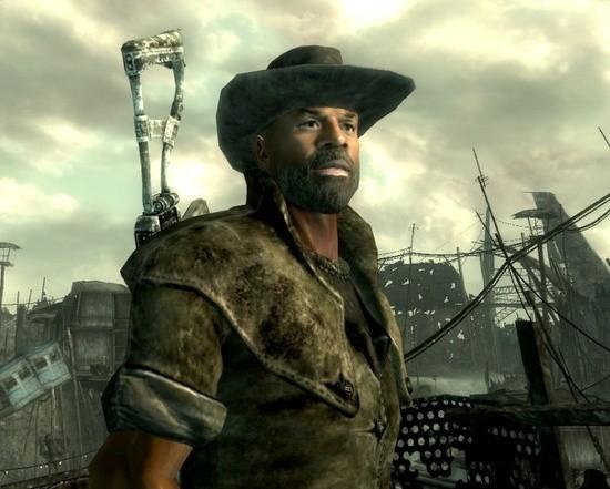 Screen z postnuklearnej gry Fallout 3