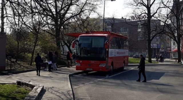Pobór krwi odbywa się w Mobilnym Punkcie Poboru Krwi na placu Wolności w Stargardzie, w poniedziałki i w piątki od godziny 8.30 do 12