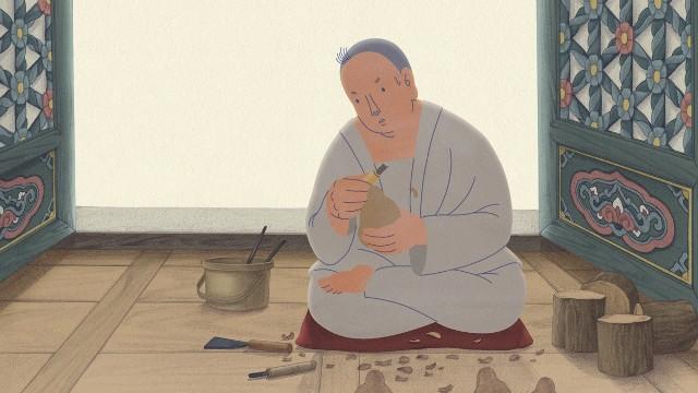 """""""Tysiąc Buddów"""" w reżyserii Dahee Jeong będzie wyświetlone w ramach sekcji Struktura świata"""" podczas przeglądu animacji koreańskich w kinach KIKA i Agrafka."""