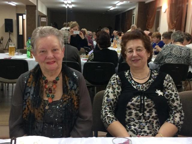 Z okazji Andrzejek w Suchowoli zorganizowano zabawę dla seniorów.