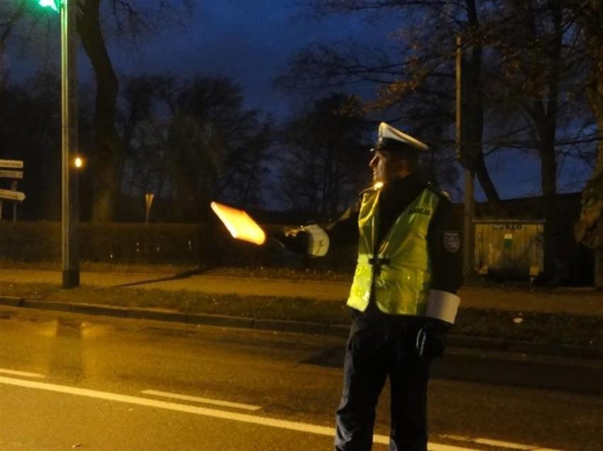 Akcja policyjna Narkotyki i alkohol