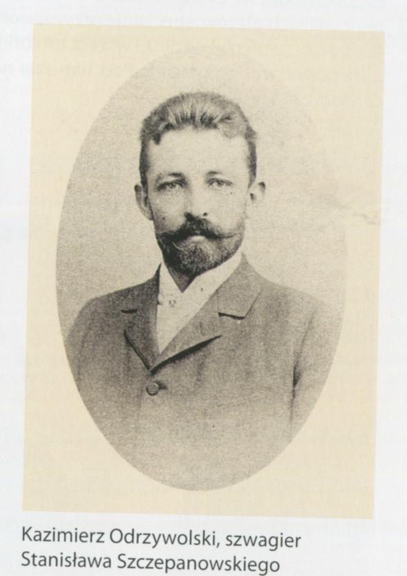 Kazimierz Odrzywolski - nafciarz, szwagier i wspólnik...