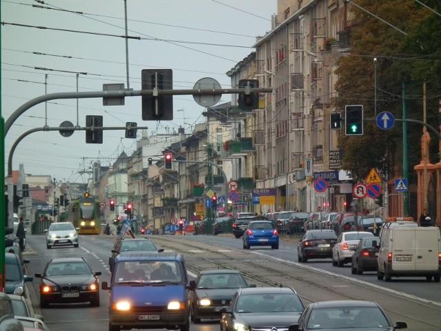 Zwężenie Głogowskiej tylko pod pewnymi warunkami