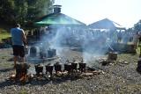 Ziemniaczysko pod Lipowcem. Tłumy zajadały się ziemniakami po cabańsku i innymi przysmakami