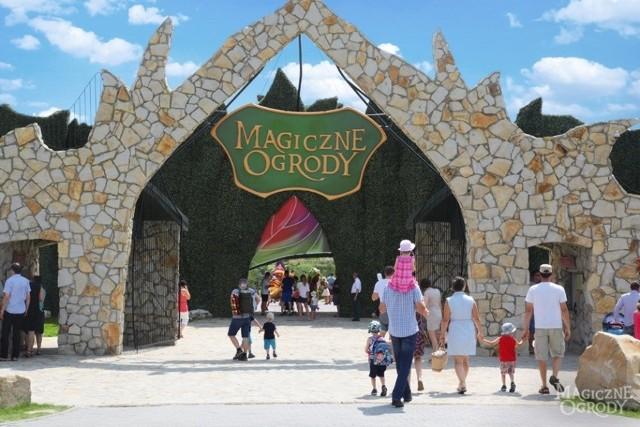 Magiczne Ogrody otwierają się już 22 maja.