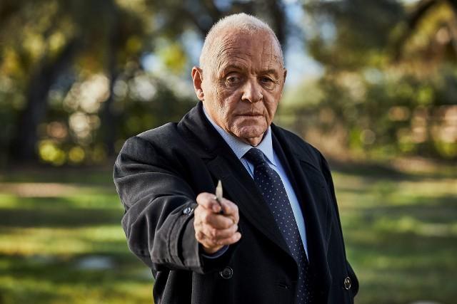"""Jedną z głównych ról w filmie """"Wirtuoz. Pojedynek zabójców"""" odtwarza brytyjski aktor Anthony Hopkins"""