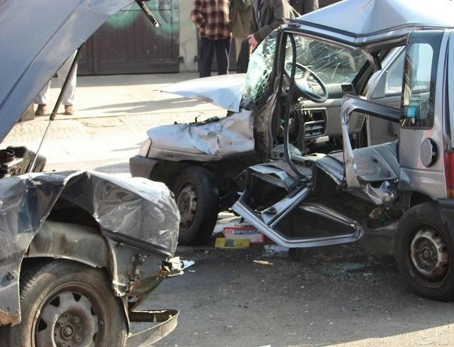 Śmiertelny wypadekNa ul. Traugutta doszlo do śmiertelnego wypadku.