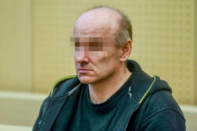 Grzegorz P. został skazany na 20 lat pozbawienia wolności