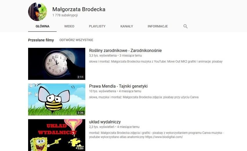 Małgorzata Brodecka...