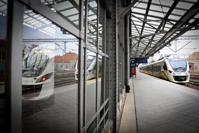 Trwa rozbudowa peronu 6 wrocławskiego Dworca Głównego