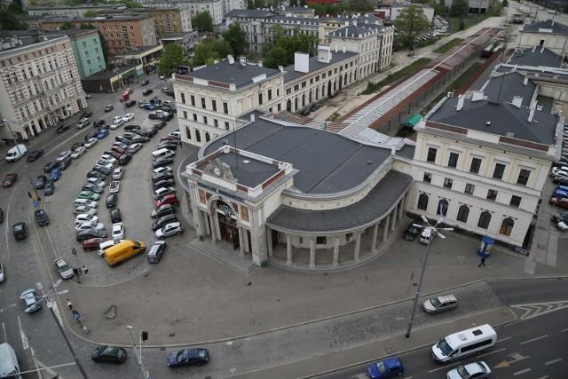 Dworzec Świebodzki we Wrocławiu