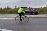 Sebastian Nowacki zakończył podróż rowerem dla Oli Ziomki, ale wciąż można jej pomóc. Niebawem ruszają licytacje koszulek znanych zawodników