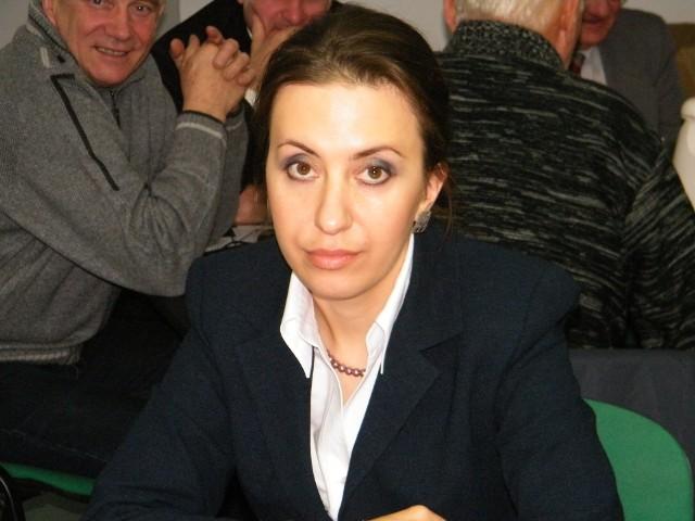 Małgorzata Grzywa była wójtem gminy Oświęcim w latach 2010-14