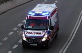 DK 75. Zderzenie busa i osobówki w Łabowej. Utrudnienia w ruchu na trasie Nowy Sącz - Krynica-Zdrój
