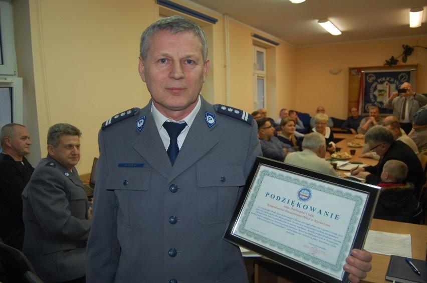 Komendant insp. Andrzej Czaja odchodzi na emeryturę