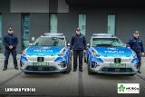 Nowe elektryczne radiowozy w Lubuskiej Policji. Bogate wyposażenie i 200 koni pod maską. Zobacz, jak wyglądają