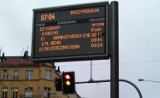 Wrocław: Na przystankach wciąż czas zimowy