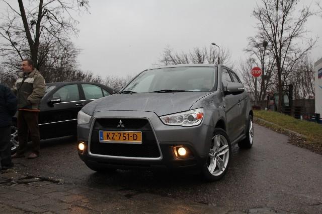 Mitsubishi ASX, rok 2011, 1,6 benzyna, cena 34 900zł