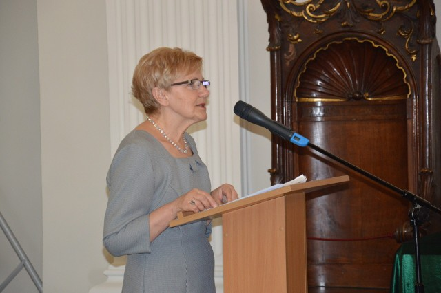 Bożena Wójt zrezygnowała z funkcji prezesa pod koniec 2018 roku
