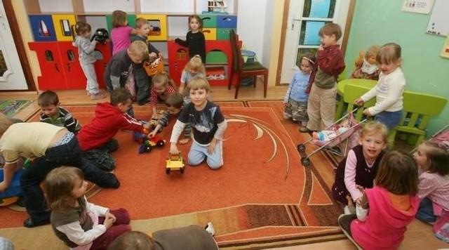 Będą jeszcze miejsca niektórych przedszkolach publicznych w Szczecinie.