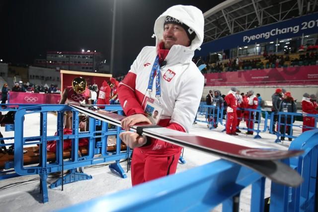 Adam Małysz nie może się pogodzić z przebiegiem sobotniego konkursu olimpijskiego.