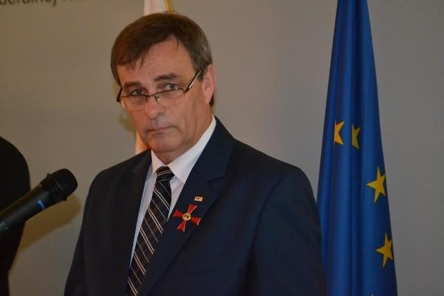 Bernard Gaida, przewodniczący zarządu VdG.