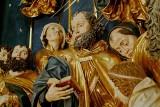 Ołtarz Wita Stwosza wrócił do oryginalnego błękitu