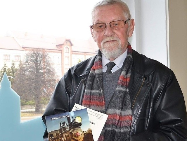 Tadeusz Biernat, prezes grudziądzkiego koła Związku Sybiraków: - Najpierw tę książkę dostaną nasi członkowie