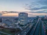 Katowice. Biurowce rosną jak szalone. Rok 2020 rekordowy dla miasta. Powstało 61 tysięcy metrów kw. nowych biur
