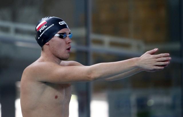 Mateusz Sawrymowicz ma szansę na wyjazd na Igrzyska Olimpijskie w Rio de Janeiro.