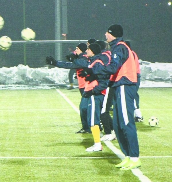 Jagiellończycy rozpoczęli ostatni etap przygotowań do ligi
