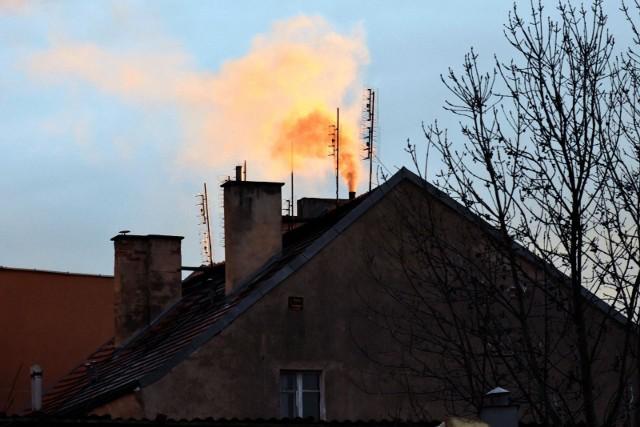 Początek roku 2020 w Małopolsce niestety należy do smogu