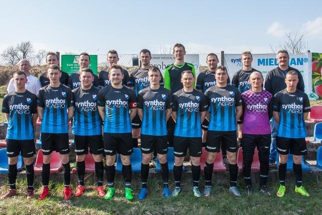 Piłkarze Strzelca Chroberz zajęli w minionym sezonie siódme miejsce. Rozgrywek nie mogą więc zaliczyć do udanych.