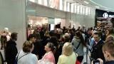 Tłumy wrocławian na otwarciu Galerii Wroclavia. Zobacz promocje [ZDJĘCIA, FILM]
