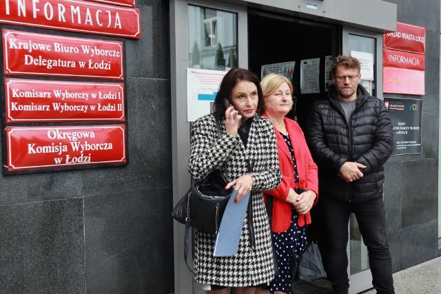 Referendum o odwołanie prezydent Łodzi Hanny Zdanowskiej (PO) oficjalnie upadło. We wtorek (31 sierpnia) Agnieszka Wojciechowska van Heukelom, pełnomocnik komitetu referendalnego, zamiast podpisów, przyniosła komisarzowi wyborczemu protokół ich zniszczenia.CZYTAJ DALEJ NA KOLEJNYM SLAJDZIE>>>