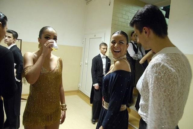Pita i James tańczą z gwiazdami