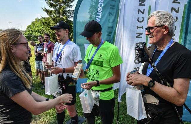 Po raz pierwszy zawody z cyklu Botaniczna Piątka odbyły się w Bydgoszczy