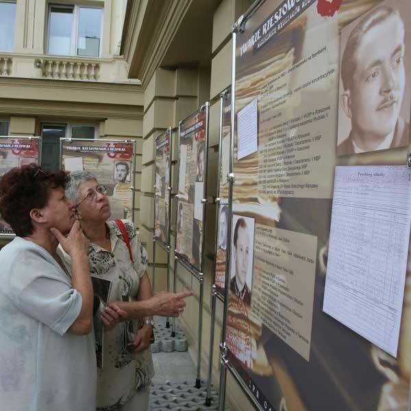 Wystawę, przygotowaną przez rzeszowski IPN, można oglądać przez cały czerwiec.