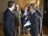 Spotkanie w sprawie tarczy antyrakietowej w Słupsku. Zdaniem MON projekt spełnia normy
