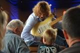 Blues z rockową werwą. Koncert Chaza DePaolo w Sępólnie Krajeńskim [zdjęcia]