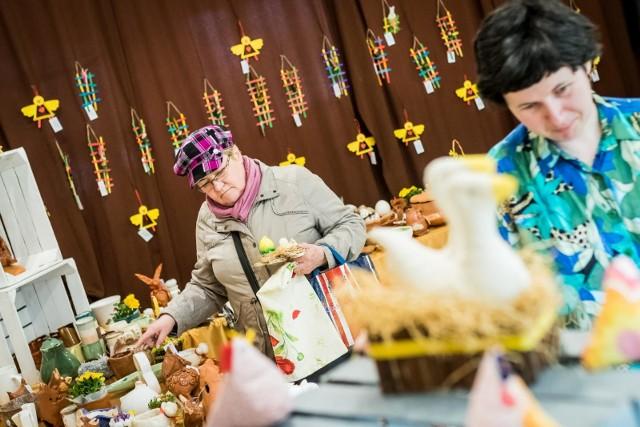 Kujawsko-Pomorskie Centrum Kultury zaprasza 3 kwietnia do godz. 18 wszystkich miłośników rękodzieła na wielkanocny kiermasz