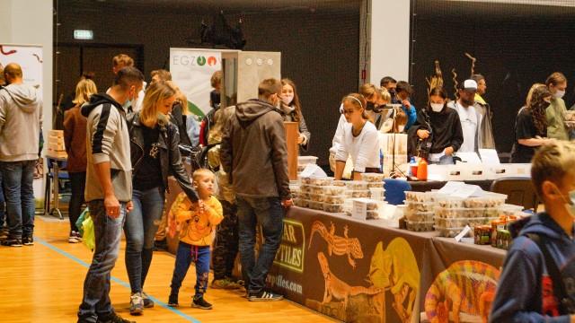 Targi Terra Expo w Toruniu to okazja do zobaczenia wielu gatunków gadów, płazów, ryb i bezkręgowców, a także możliwość rozmów z ekspertami ds. hodowli i sprzętu