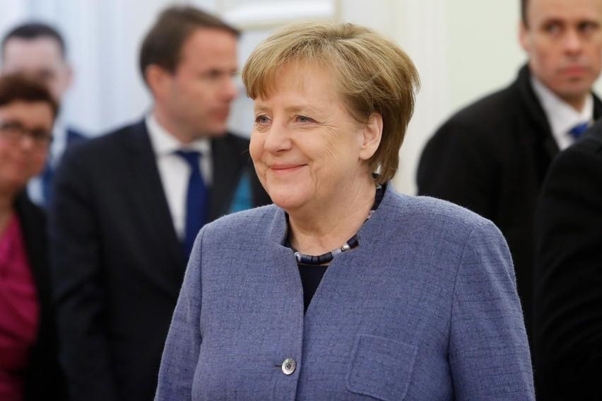 """Angela Merkel przed szczytem unijnym: """"Mam nadzieję, że pod koniec dnia osiągniemy postęp dla Europy"""""""