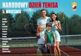 Narodowy Dzień Tenisa w 14 miastach w Polsce. Gwiazdy na korcie - szczegółowy program na 5 września